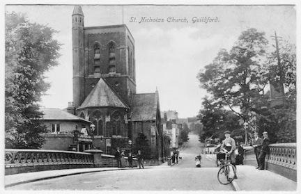 St-Nicolas-Church